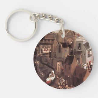 Hans Memling- Scenes from the Passion of Christ Acrylic Keychains
