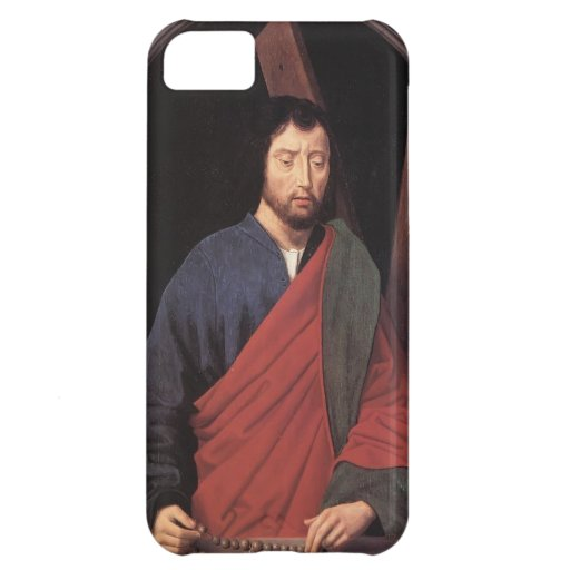 Hans Memling- St. Andrew (left wing of a diptych) Cover For iPhone 5C