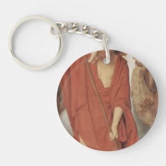 Hans Memling- St. Christopher Acrylic Key Chains