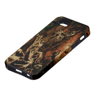 Hans Memling- The Last Judgment iPhone 5 Covers