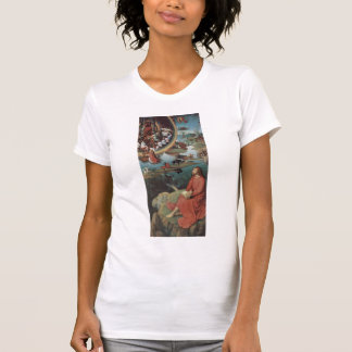 Hans Memling- Triptych of the Mystical Marriage Tee Shirt