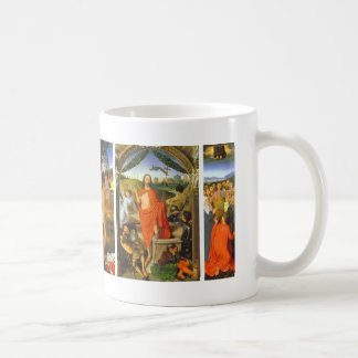 Hans Memling- Triptych of the Resurrection Coffee Mugs