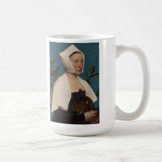 Hans The Younger Art Basic White Mug