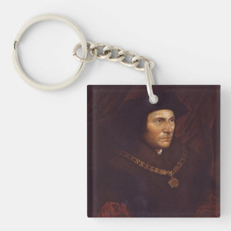 Hans The Younger Art Square Acrylic Key Chains