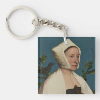 Hans The Younger Art Key Chain