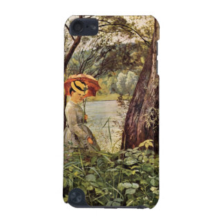 Hans Thoma - In the sunshine iPod Touch 5G Cover