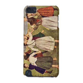 Hans Thoma - Kindergarden iPod Touch (5th Generation) Case