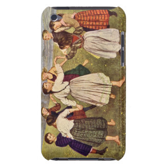 Hans Thoma - Kindergarden iPod Case-Mate Cases