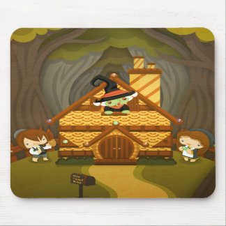 Hansel and Gretel Mousepad v2
