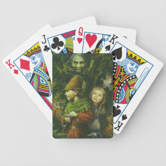Hansel And Gretel Playing Cards