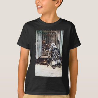 Hansel Caged by the Witch T-Shirt