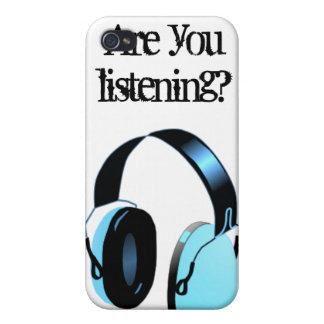 Hanson Headphones iPhone 4/4S Case
