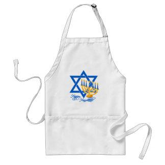Hanukkah apron - choose style