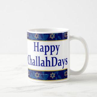 Hanukkah Challahdays Mug