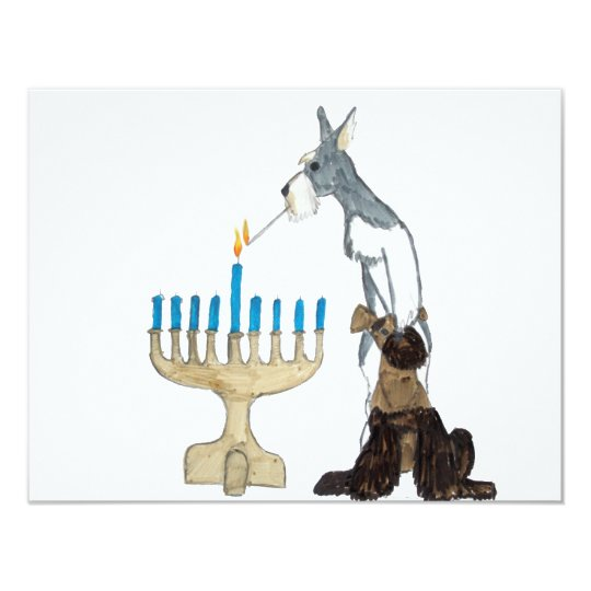 Hanukkah - Chanukah card