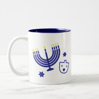 Hanukkah/ Chanukah coffee mug 11 oz.