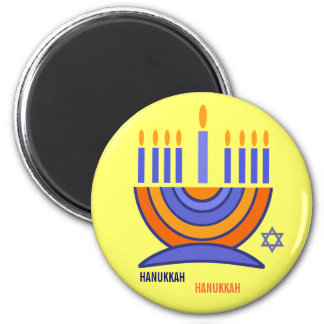 Hanukkah/ Chanukah Gift Magnets