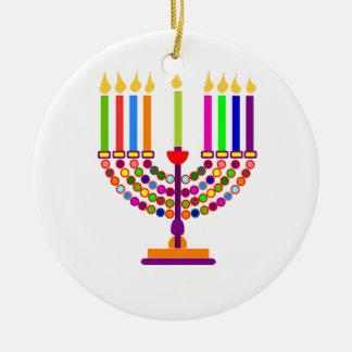 hanukkah christmas ornament