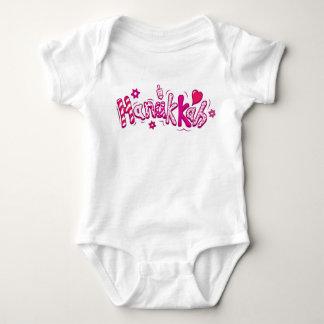 Hanukkah For Baby Girls Baby Bodysuit