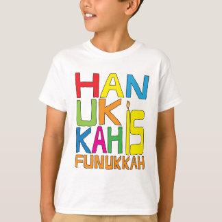 Hanukkah is Funukkah Shirt