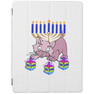 Hanukkah Kitty iPad Cover