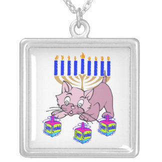 Hanukkah Kitty Jewelry