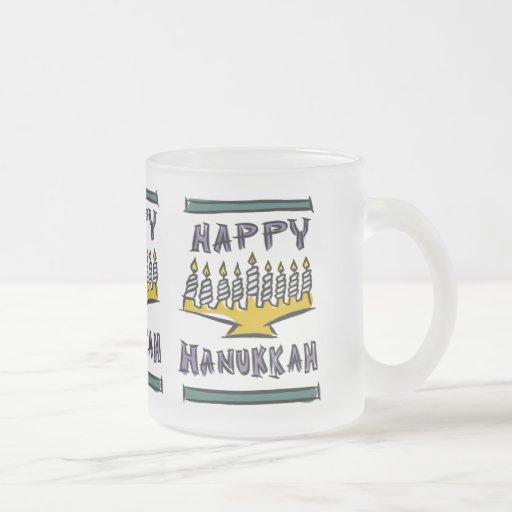Hanukkah Menorah - Great Gift Idea for Kids Coffee Mugs