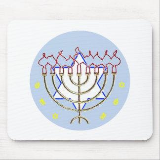 Hanukkah Mouse Pad