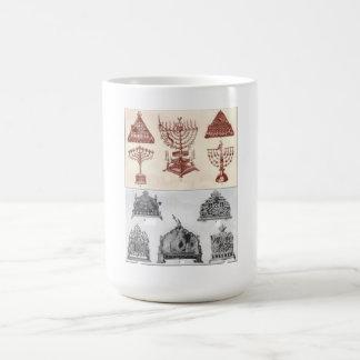 Hanukkah Classic White Coffee Mug