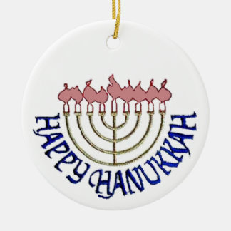 Hanukkah Ornament