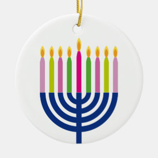 Hanukkah ornament | menorah | holidays decoration