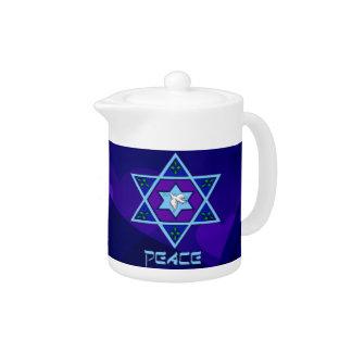 Hanukkah Peace Art
