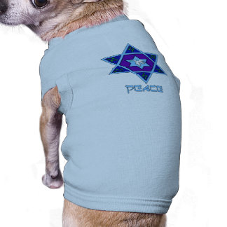 Hanukkah Peace Art Shirt