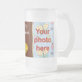 Hanukkah photo mug Festival of light Jewish