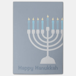 Hanukkah Post-it Notes