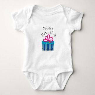 Hanukkah Present Baby Bodysuit