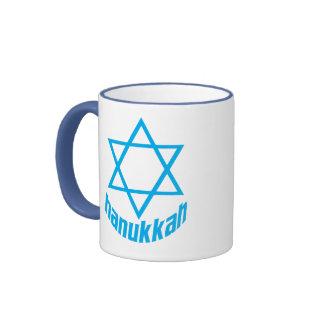 Hanukkah Ringer Mug