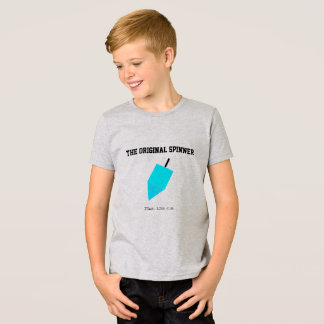 Hanukkah shirt- spinner T-Shirt
