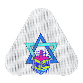 Hanukkah Star of David Bluetooth Speaker