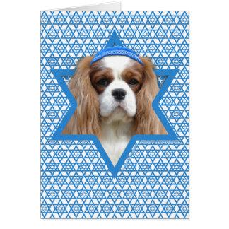 Hanukkah Star of David - Cavalier Card
