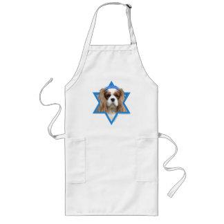 Hanukkah Star of David - Cavalier Long Apron