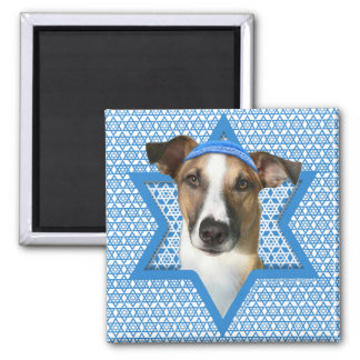Hanukkah Star of David - Whollie - Coney Magnet