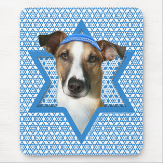 Hanukkah Star of David - Whollie - Coney Mouse Mat