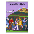 Hanukkah Victory Card