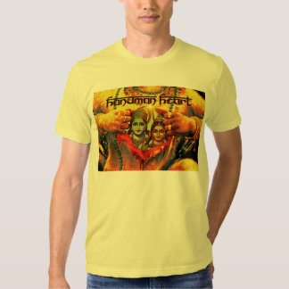 Hanuman Heart Tshirt