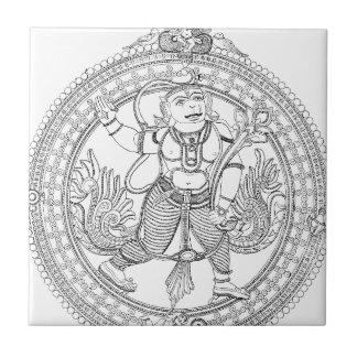 Hanuman Tile