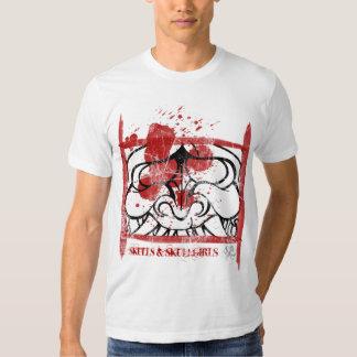 Hanya v2.1 tee shirts