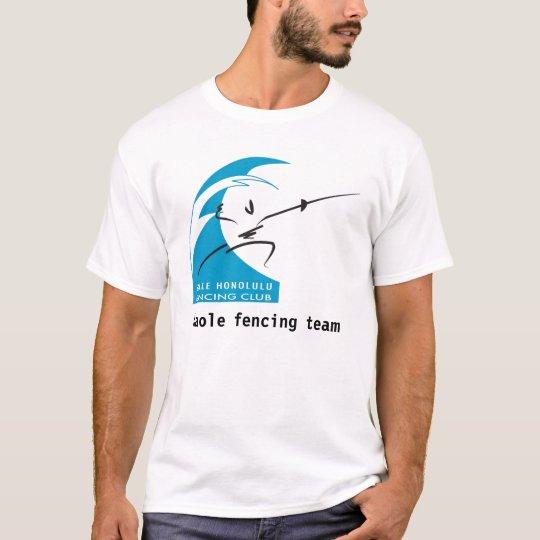 Haole fencing team T-Shirt