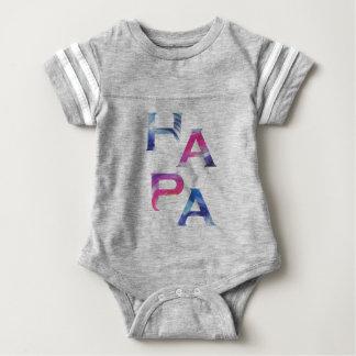 HAPA baby bodysuit - jersey