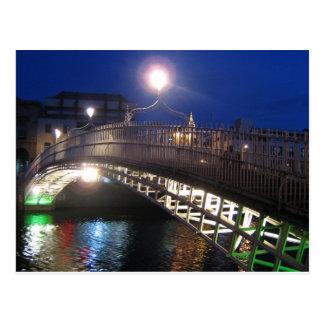 Ha'penny Bridge, Dublin Post Cards